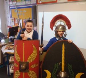 Y4 Roman Day