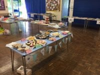 Unicef Day for Change Bake Sale