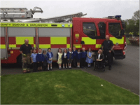 Fire Safety Stars